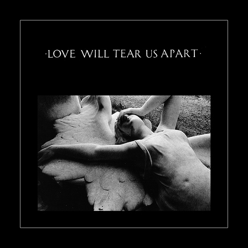 Joy Division | Love Will Tear Us Apart | 1980